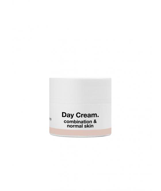 MINI Дневной крем для нормальной и комбинированной кожи
