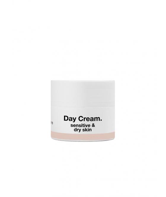 MINI Дневной крем для сухой и чувствительной кожи