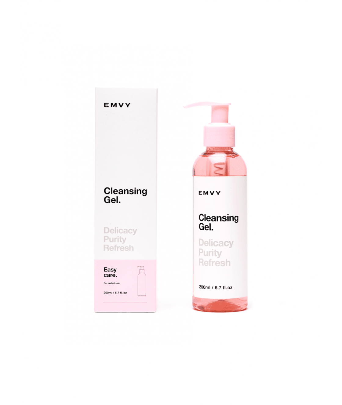 Anti-age Cleansing Gel with red grape polyphenols