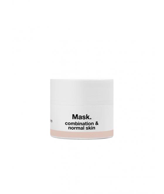 MINI Маска для нормальной и комбинированной кожи