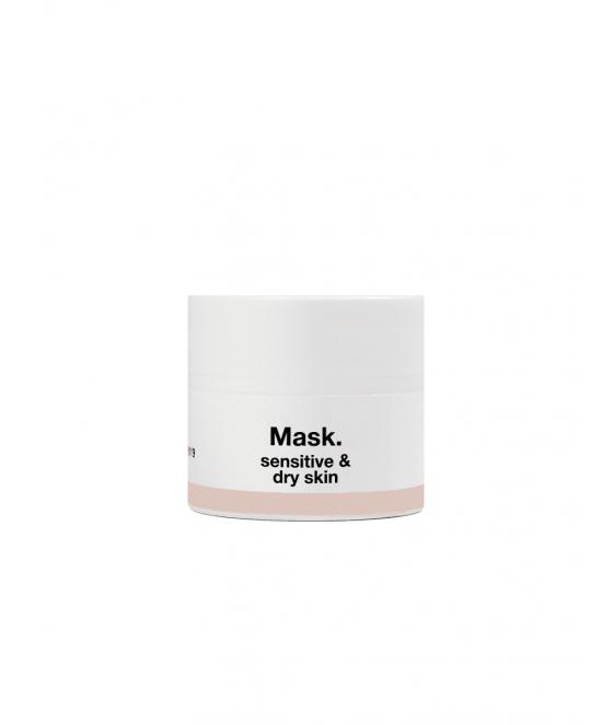 MINI Маска для сухой и чувствительной кожи